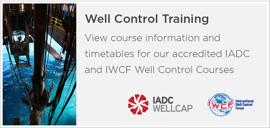 Well Control Training